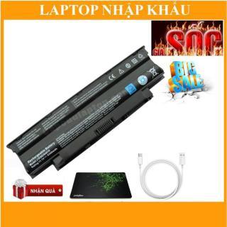 Pin Laptop Dell Inspiron 13R 3010-D330+Tặng bàn di chuột pin zin chính hãng full box bảo hành 12 tháng thumbnail