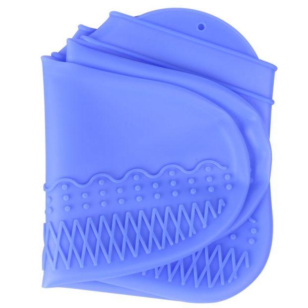 Silicone Waterproof Shoe Cover Non-Slip Rain Boots Set Reusable Rain Boots Set Mens Shoes Accessories giá rẻ