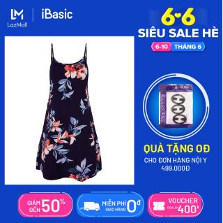Đầm Ngủ Nữ iBasic ngọt ngào êm dịu thoải mái iBasic 7916-1 thumbnail