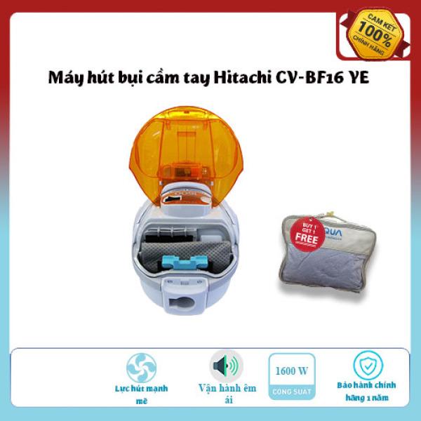 Máy hút bụi cầm tay Hitachi CV-BF16 YE,sản phẩm có độ bền cao, hàng nhập Thái Lan, hàng chất lượng giá khuyến mãi