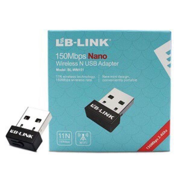 Bảng giá Lb link - USB wifi nano tốc độ 150mbps cam kết hàng đúng mô tả chất lượng đảm bảo an toàn đến sức khỏe người sử dụng đa dạng mẫu mã màu sắc kích thước Phong Vũ