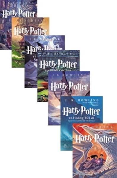 Mua Fahasa - Combo Sách Hay Harry Potter (Bộ 7 Cuốn)