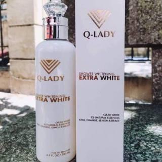 Kem dưỡng thể trắng da Q Lady The New Skin 150ml thumbnail