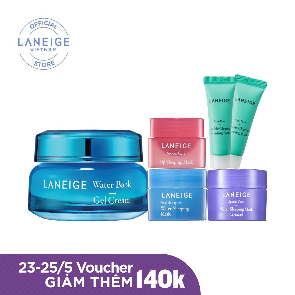 Kem dưỡng ẩm dạng gel Laneige Water Bank Gel Cream 50ml