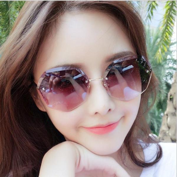 Giá bán Kính mát nữ thời trang Hàn Quốc - kính râm nữ 2020