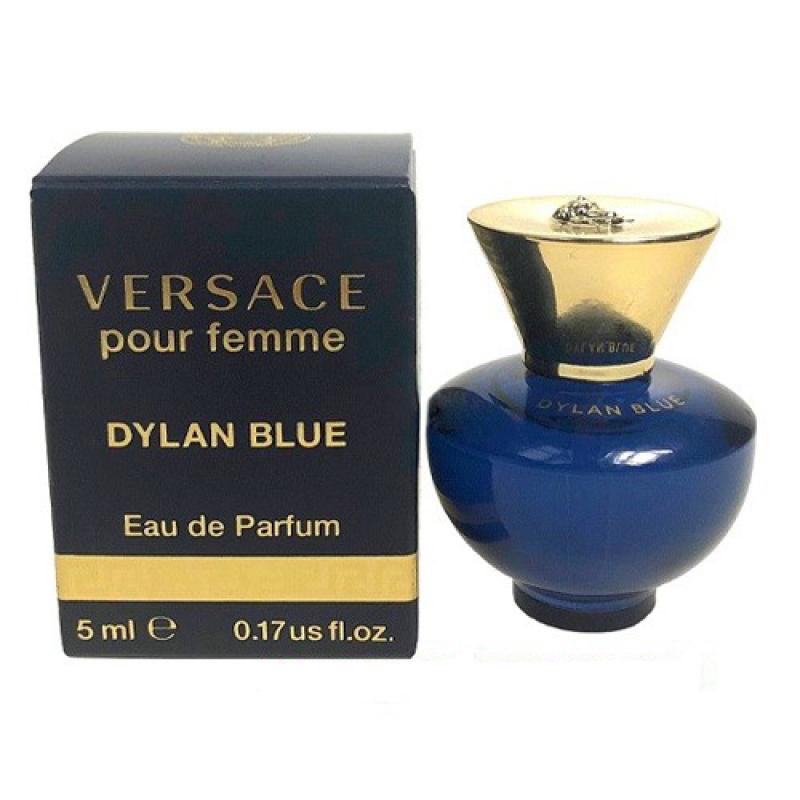 Nước hoa nữ VERSACE Dylan Pour Femme Eau De Parfume 5ml