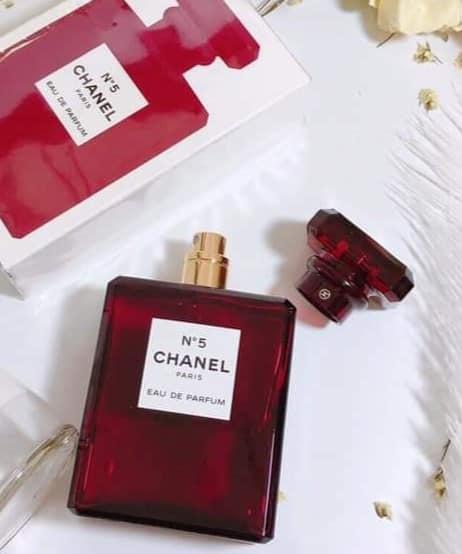 nước hoa chane đỏ cao cấp