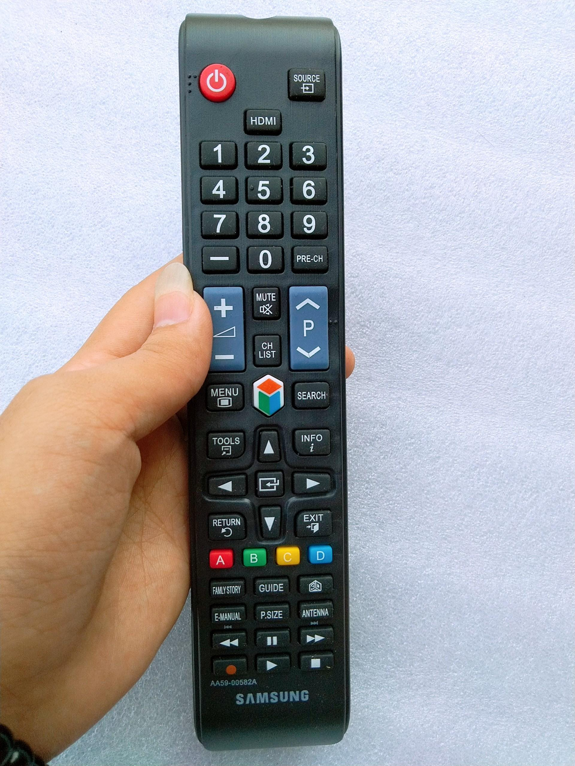 Offer Ưu Đãi ĐIỀU KHIỂN TIVI SAMSUNG SMART TV LOẠI DÀI RẺ