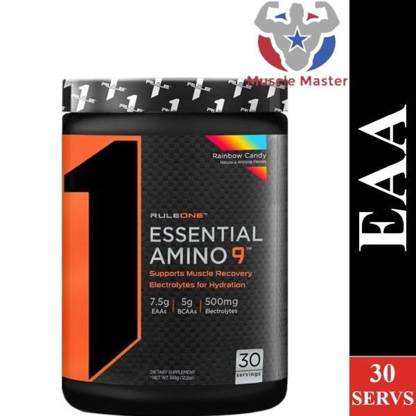 Thực Phẩm Bổ Sung Rule 1 Essential Amino 9 EAA 30 Lần Dùng