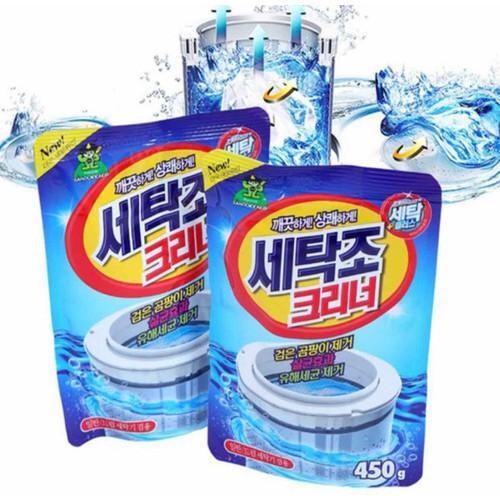 Bảng giá Bộ 2 gói bột tẩy lồng máy giặt Hàn Quốc 450g Điện máy Pico