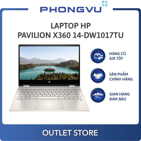 Bảng giá Laptop HP Pavilion X360 14-dw1017TU (2H3L9PA) (i3-1115G4) (Vàng) - Laptop cũ Phong Vũ