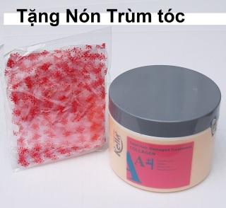 Kem hấp dầu ủ tóc dưỡng chuyên sâu Kella Collagen A+ Phục hồi tóc hư tổn, chẻ ngọn ( Tặng nón trùm tóc) 300ml thumbnail