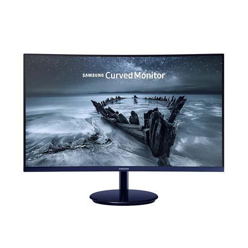 Màn Hình cong Samsung 27 LC27H580FDEXXV (1920x1080/VA/60Hz/4ms/FreeSync)
