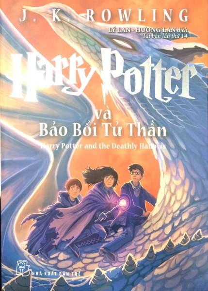Mua Fahasa - Harry Potter Và Bảo Bối Tử Thần - Tập 7 (Tái Bản 2017)
