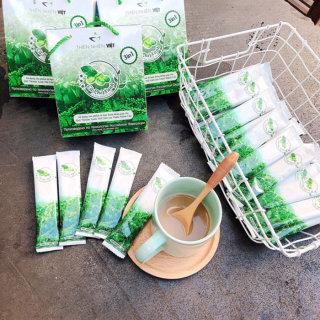 Cà Phê Xanh Kháng Mỡ Thiên Nhiên Việt giúp Giảm Cân, ngăn ngừa tích tụ mỡ thừa, cải thiện sức khỏe ngay tại nhà thumbnail