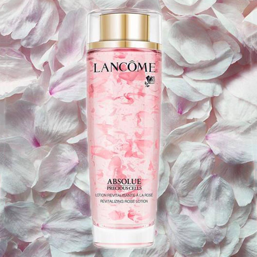 Nước cân bằng (Toner) chiết xuất hoa hồng Lancome Absolue Precious Cells Lotion 150ml
