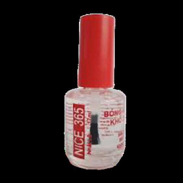 Sơn móng tay Bóng Mau Khô (Top coat ) , không lem, siêu bóng, nhanh khô giá rẻ