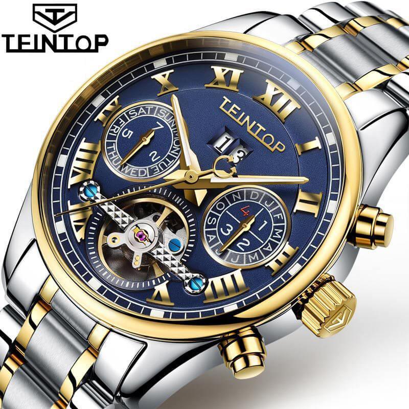 Đồng hồ nam  Teintop T8660-7 bán chạy