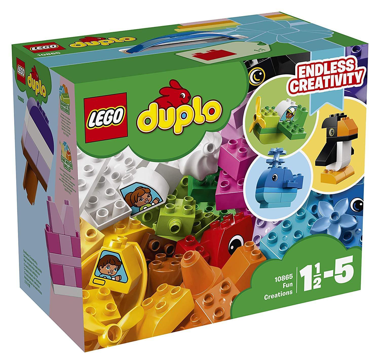 (So sánh giá) Bộ xếp hình LEGO Duplo 10865 (70 Chi Tiết)