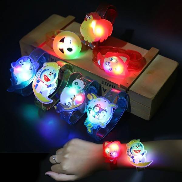 Nơi bán Đồ chơi đồng hồ đeo tay trẻ em có đèn LED