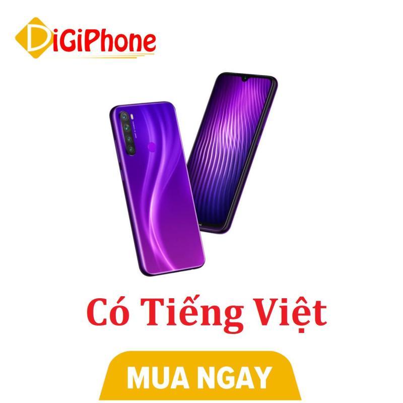 Điện thoại Xiaomi Redmi Note 8 Ram 64GB 4GB (Có Tiếng Việt) - Hàng nhập khẩu