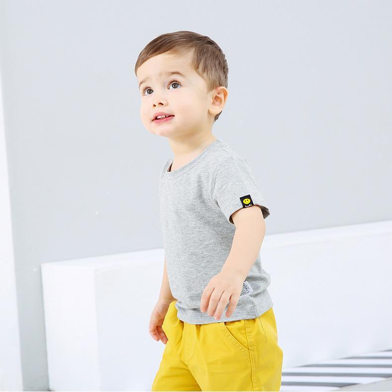 Áo thun trẻ em cao cấp cam kết vải Odell 100%