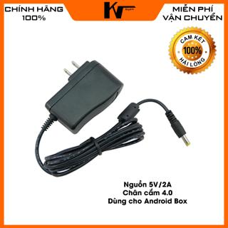 Nguồn Tivi Box Xiaomi Meecool Himedia 5V 2A chuẩn chân cắm 4.0 thumbnail
