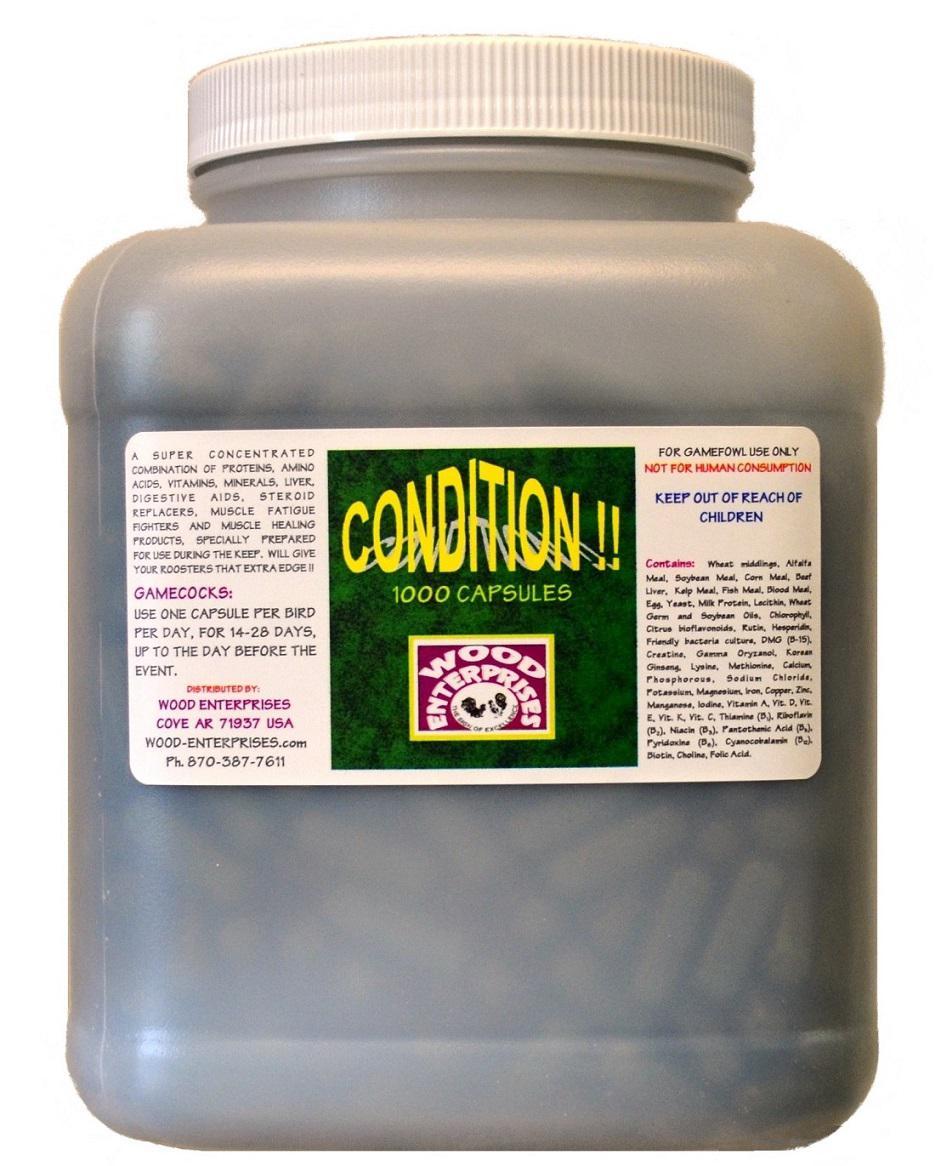 Siêu thuốc nuôi CONDITION - Lẻ 5v