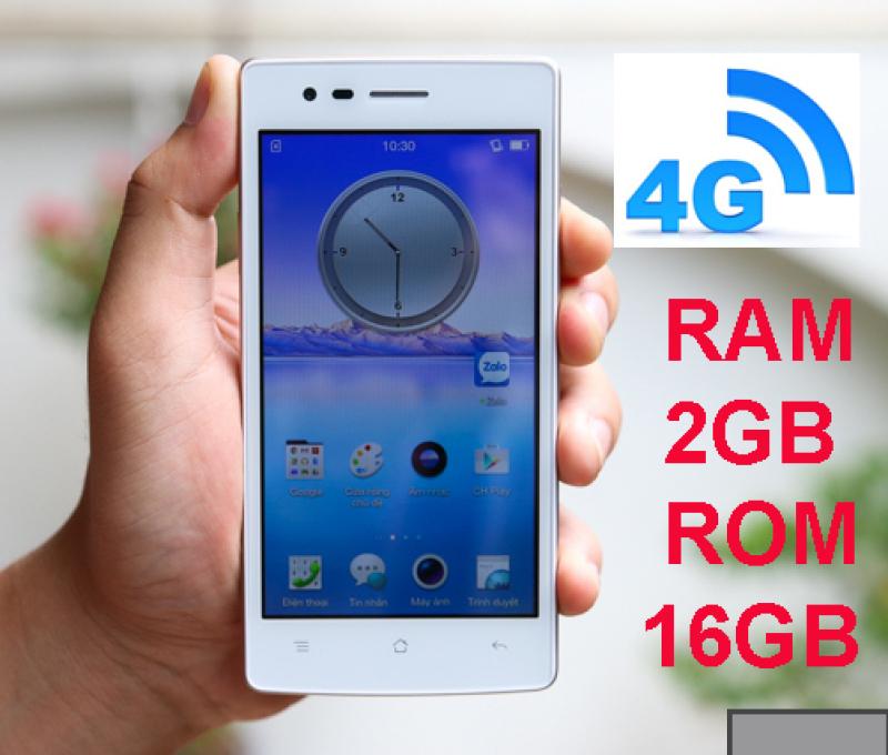 Điện thoại độc cảm ứng xịn oppo a31 ram 2gb rom 16gb có 2  sim nghe gọi giá rẻ