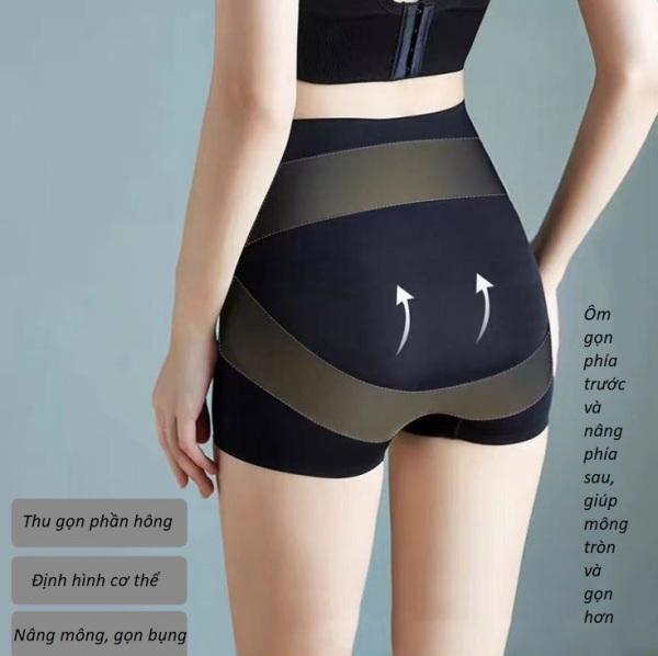 Nơi bán Quần mặc trong váy nâng mông không đường may cao cấp D329