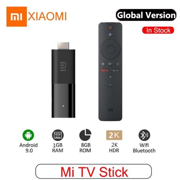 Bảng giá [iShop268] [Có quà tặng kèm] Xiaomi Mi TV Stick Android Tv box Quốc Tế tìm kiếm giọng nói Tiếng Việt
