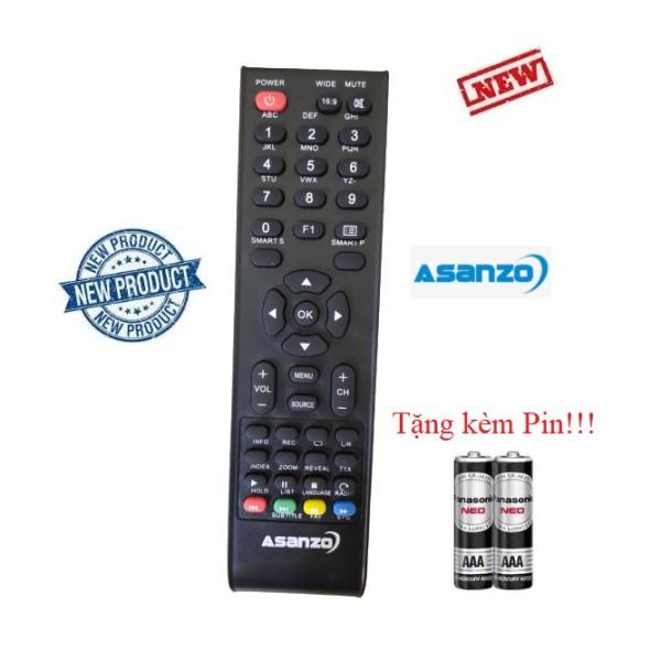 Bảng giá Điều khiển tivi Asanzo các dòng Asanzo LED/LCD Smart TV- Hàng tốt
