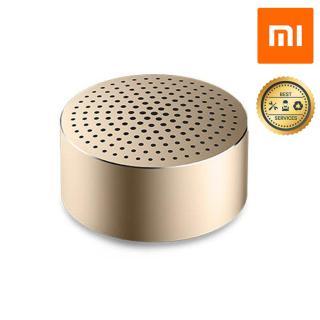 Loa nghe nhạc Bluetooth Xiaomi Mini công nghệ khử tạp âm CVC6.0 (Vàng) thumbnail