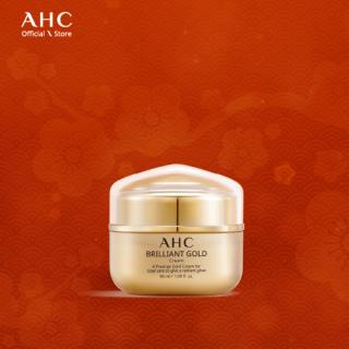 Kem Dưỡng Da Tinh Chất Vàng AHC Brilliant Gold Cream 50ml thumbnail