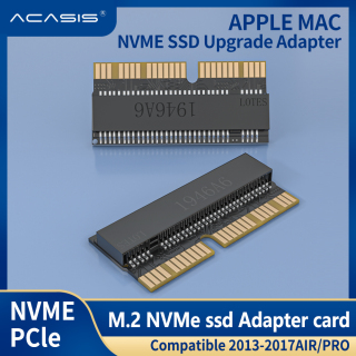 ACASIS NVMe PCIe M.2 SSD Expansion Adapter Card for Apple MacBook AIR PRO 2013 2014 2015 NVME SSD Upgrade Adapter thumbnail