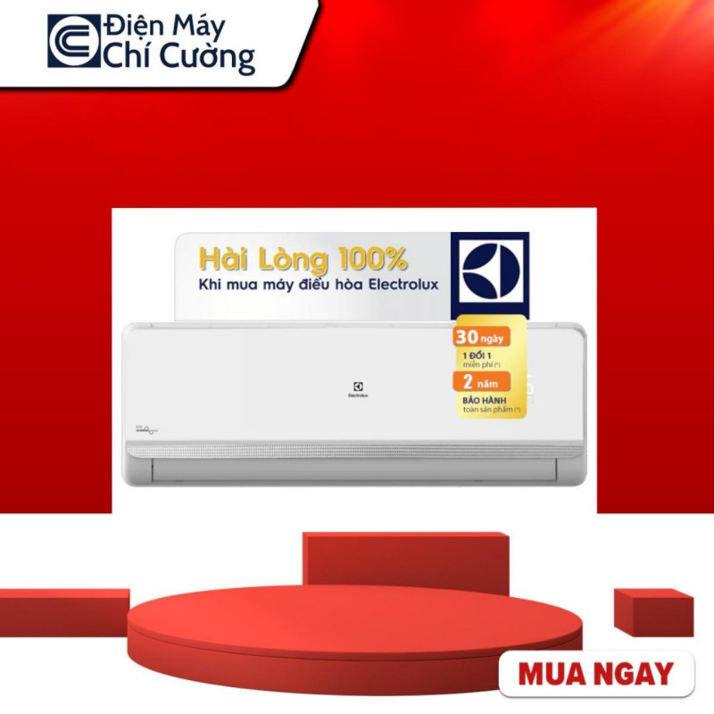 Bảng giá Điều hòa 1 chiều Inverter Electrolux ESV18CRR-C3 - 18.000BTU