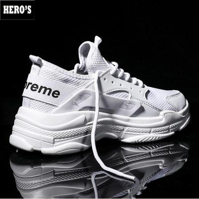 Giày sneaker nam cao cấp mới nhất  GTT01-Cực Hot (Giá Cực Sốc) giá rẻ