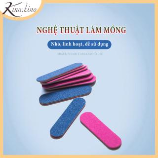 Giũa móng tay, tiện lợi nhỏ gọn - Phụ kiện Kina kino (kích thước 50mm x 13mm) thumbnail
