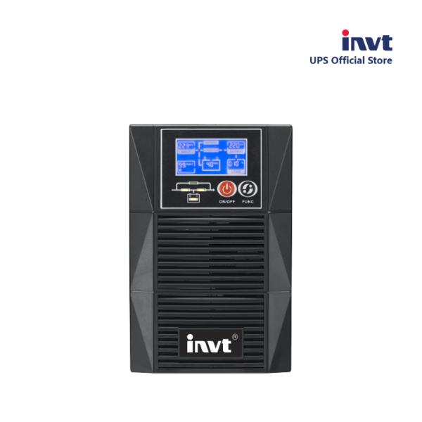 Bảng giá Bộ lưu điện UPS HT1102S 2kVA 220V/230V/240V (đã tích hợp ắc quy) của thương hiệu INVT Phong Vũ