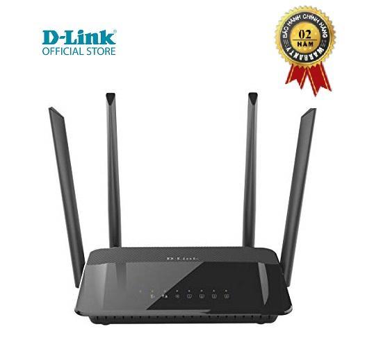 Giá Thiết bị phát sóng wifi D-LINK DIR-822 - Hàng chính hãng