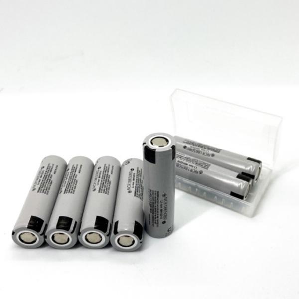 Pin Sạc Panasonic NCR18650BD ( Pin 18650 ) 3200 mAhNhập khẩu