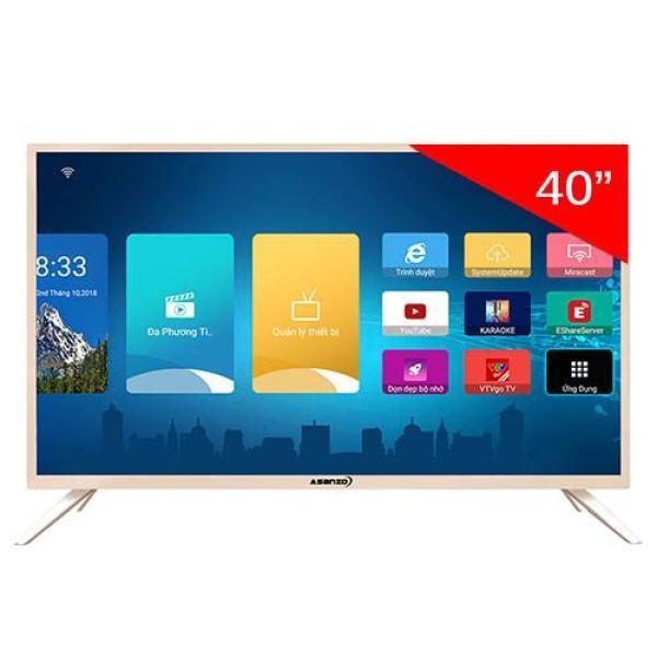 Bảng giá Smart Tivi Asano 40 inch 40EK7 - Hàng chính hãng còn mới 97% giá tốt