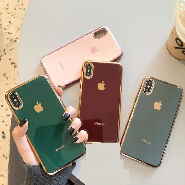 [Nhập ELJAN22 giảm 10% tối đa 200k đơn từ 99k]⚡ốp lưng iphone ⚡ viền mạ vàng 24k logo táo độc lạ dẻo bóng ip 66s/6-6s-plus/78/78 plus/X-Xs/XSmax/11/11-pro max