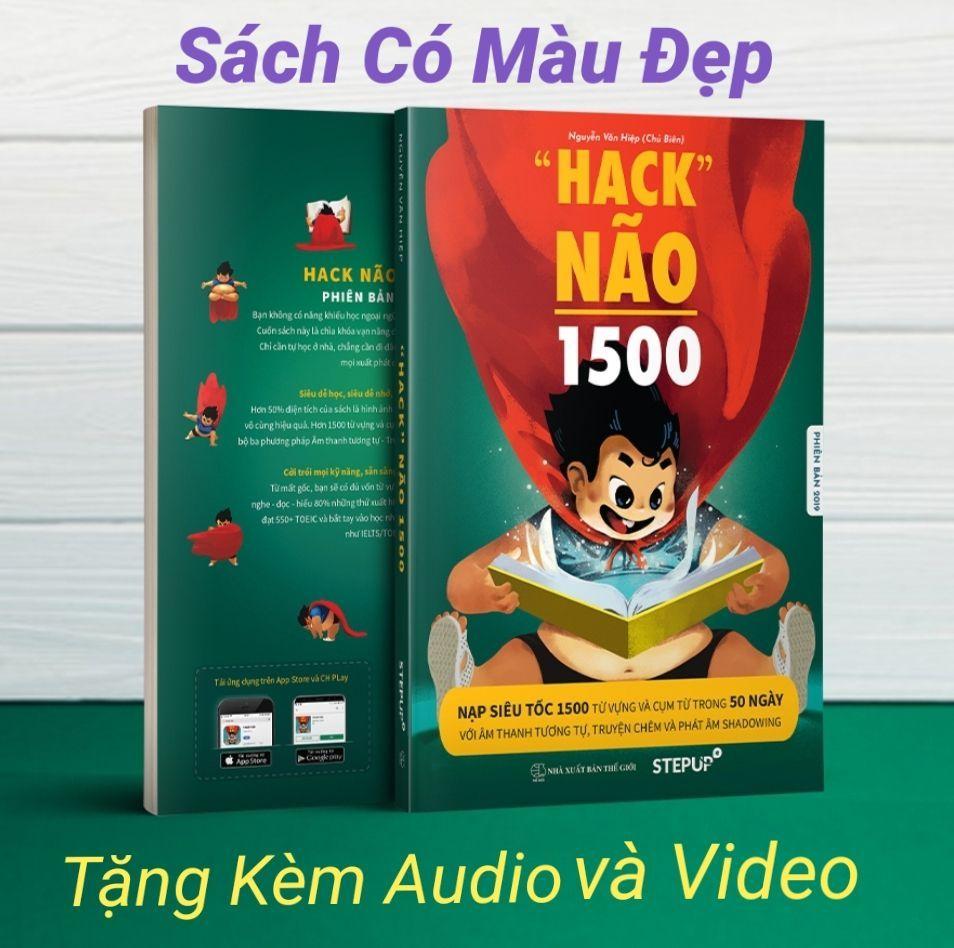 Cơ Hội Giá Tốt Để Sở Hữu ( BÊN TRONG SÁCH CÓ MÀU ĐẸP ) - HACK NÃO 1500 - PHIÊN BẢN 2020 - TẶNG AUDIO VÀ VIDEO