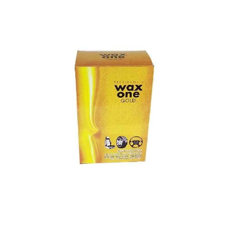 Dung dịch vệ sinh đồ da, làm sạch nội thất đồ da, giả da Wax One Gold  135ml