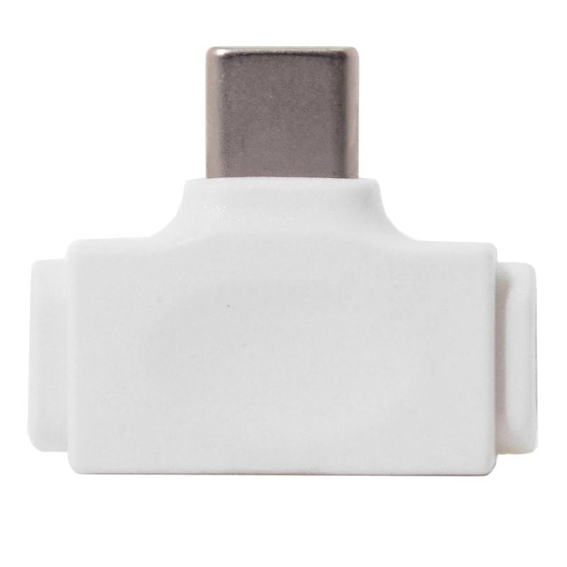 Bảng giá Micro-USB 2.0 & for Apple interface Female to USB 3.1 Type C Male Data Adapter 2 in 1 for Phone & Tablet Phong Vũ