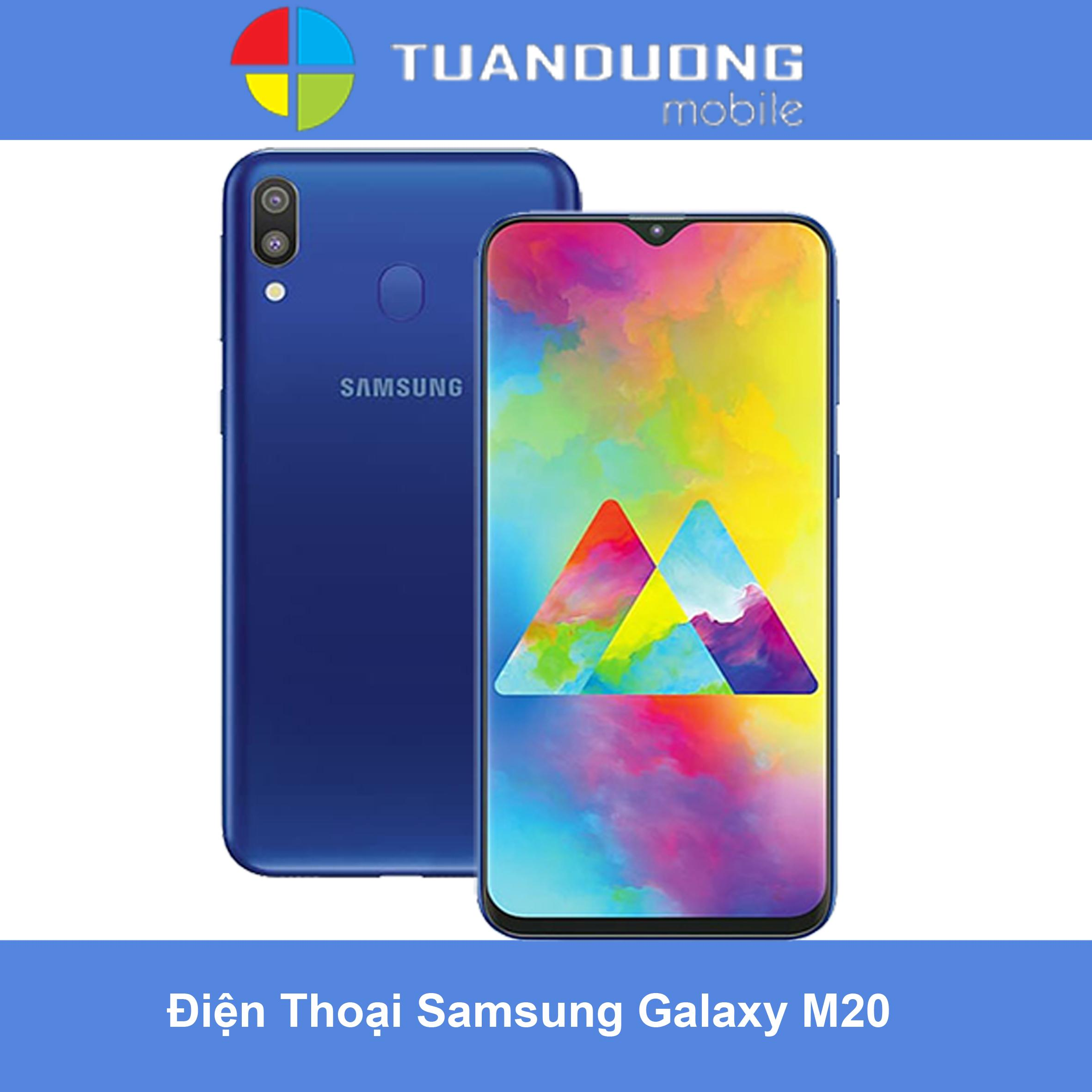 Điện thoại Samsung Galaxy M20 3GB 32G