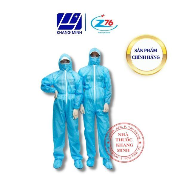 Áo bảo hộ y tế 7 món - Quần áo bảo hộ, đồ bảo hộ chống dịch, quần áo bảo hộ y tế