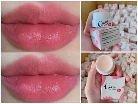 Ủ hồng môi hồng ti Queen hiệu quả 20p tốt nhất