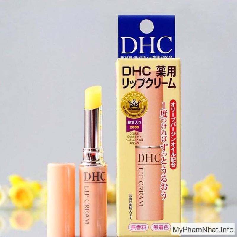Son dưỡng DHC trị thâm môi